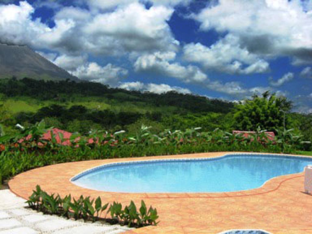 Pool at Miradas Arenal