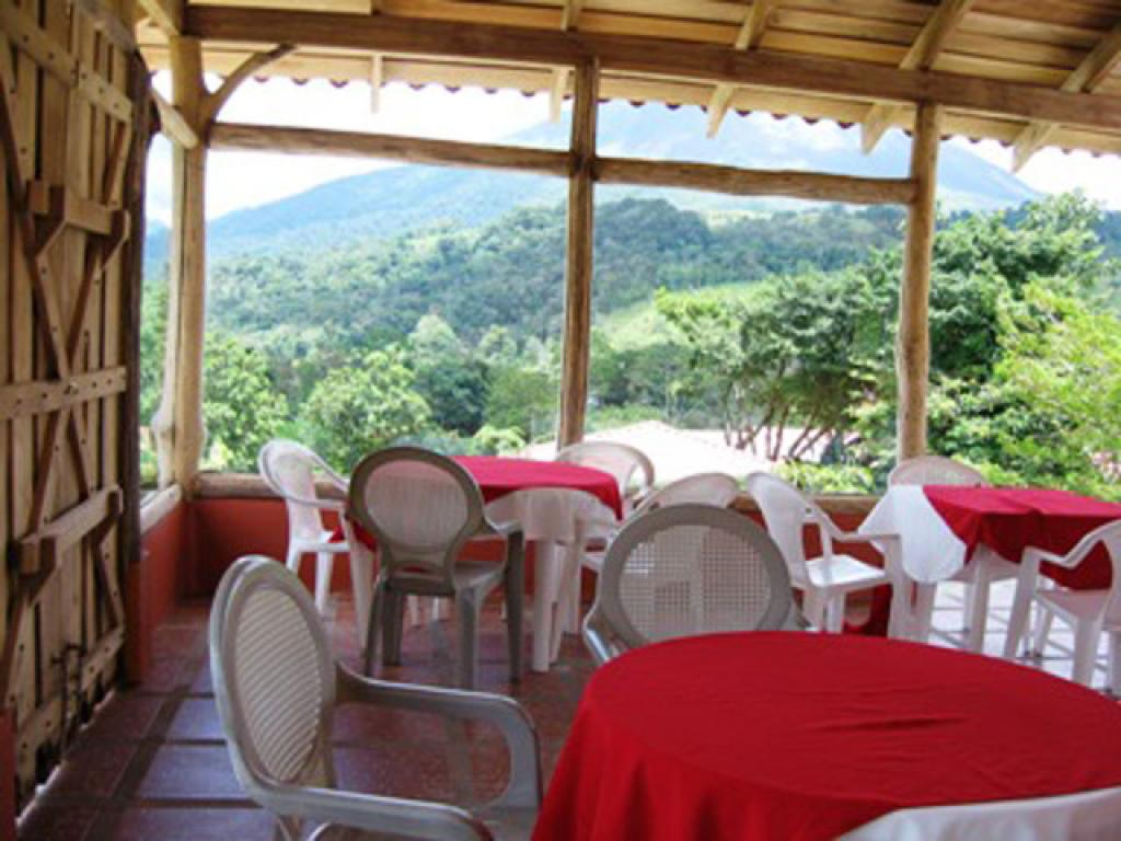 Breakfast at Hotel Miradas Arenal