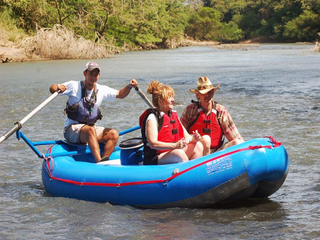Tenorio Wildlife Safari Float Costa Rica
