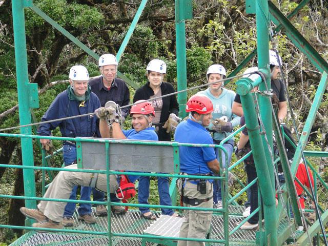 Monteverde Skytram