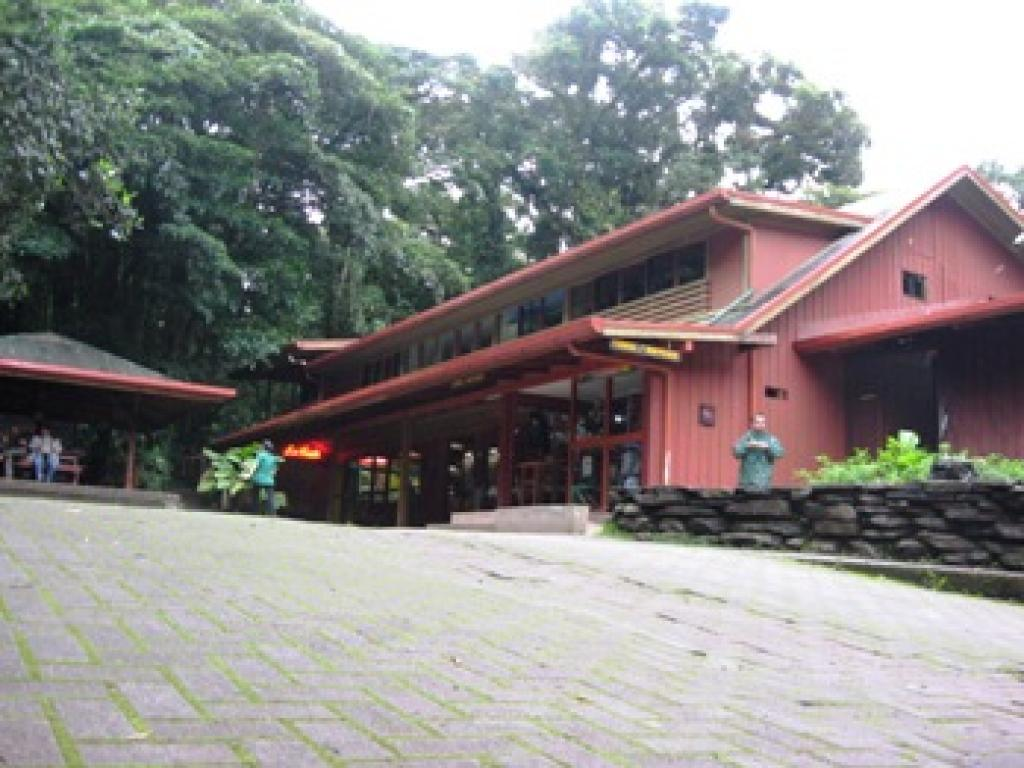 Monteverde Forest Entrance
