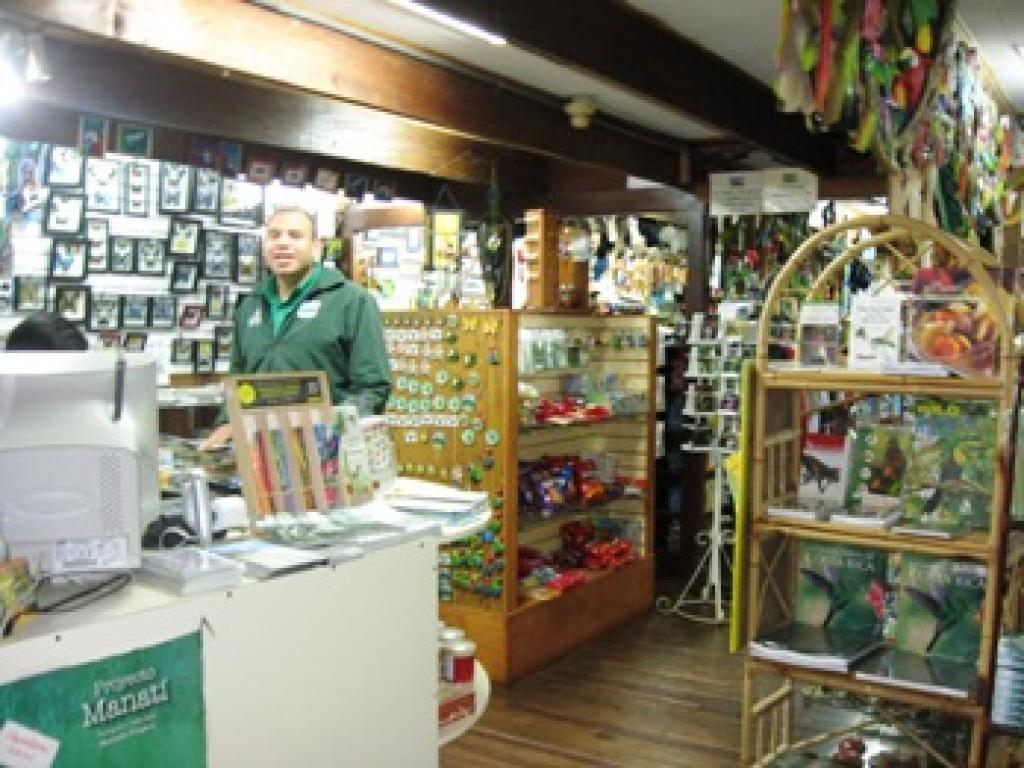 Monteverde Forest Gift Shop