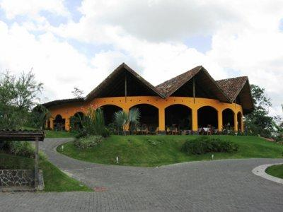 Mountain Paradise Hotel Costa Rica