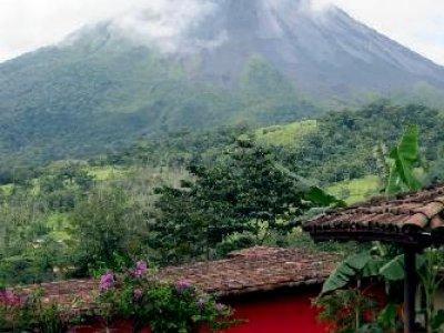 Mountain Paradise Hotel Costa Rica