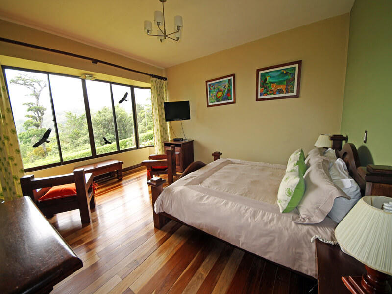 Mountain Suites at Trapp Family Lodge Monteverde