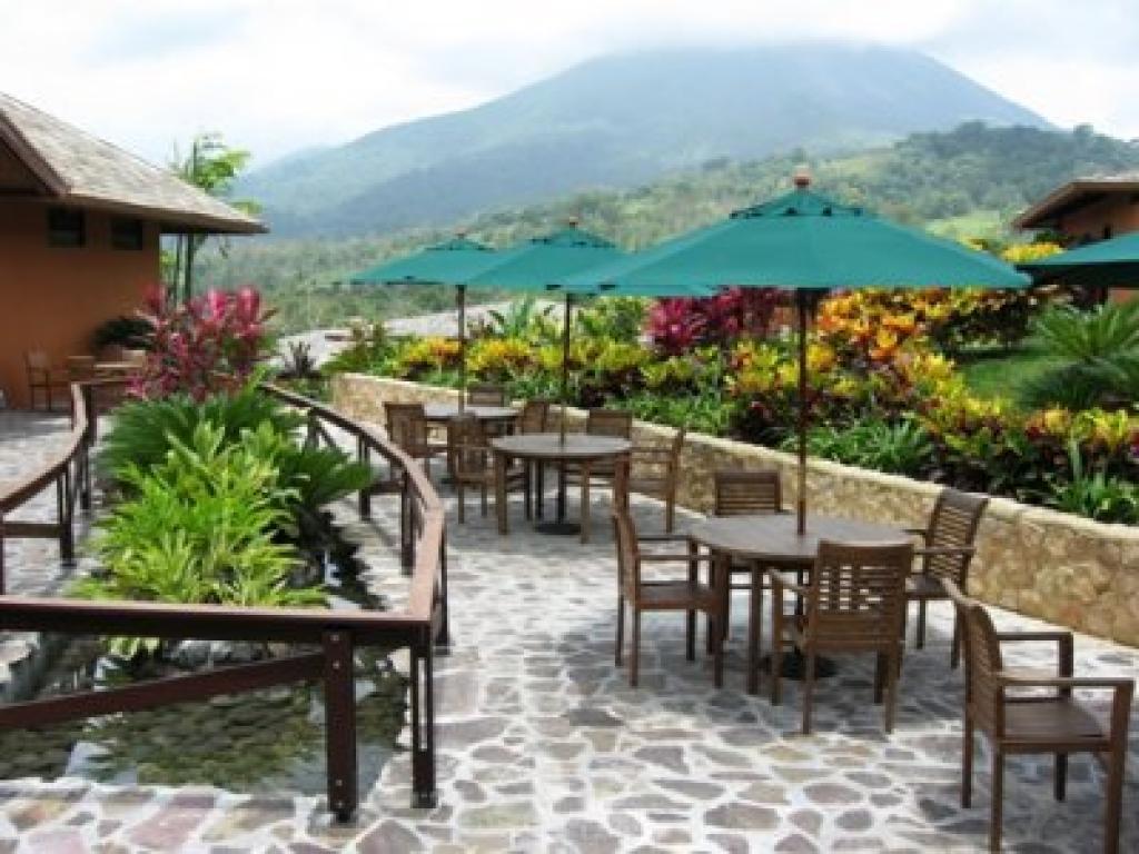 Restaurant Arenal Nayara Hotel