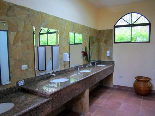 Locker Rooms at Paradise Hot Springs