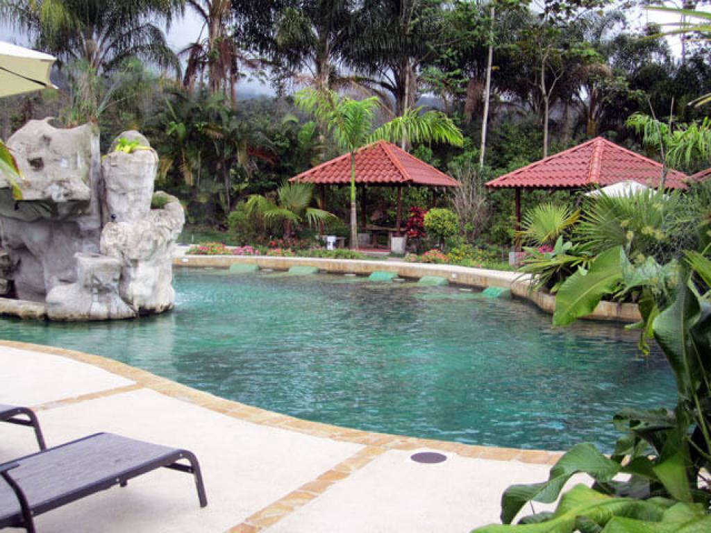 Hot Springs on Nature Tours Costa Rica