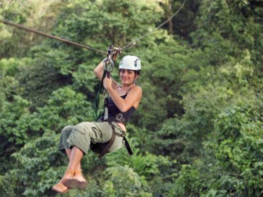 Arenal Canopy Ziplining Tour