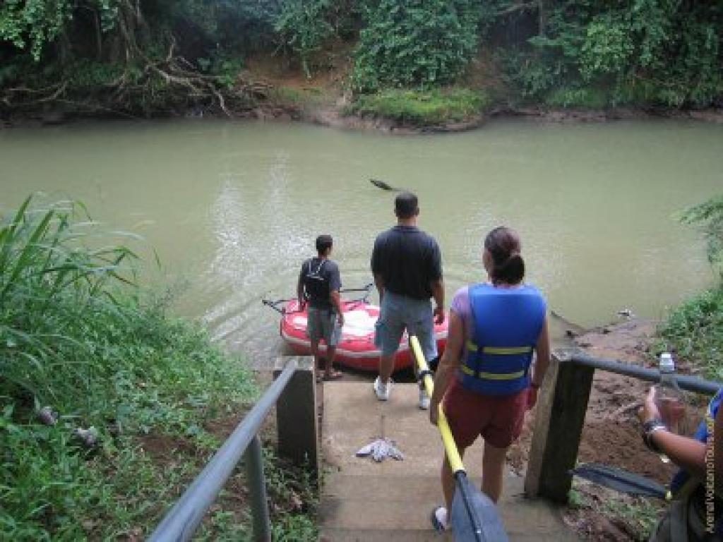 Arenal Costa Rica Peñas Blancas Safari Float