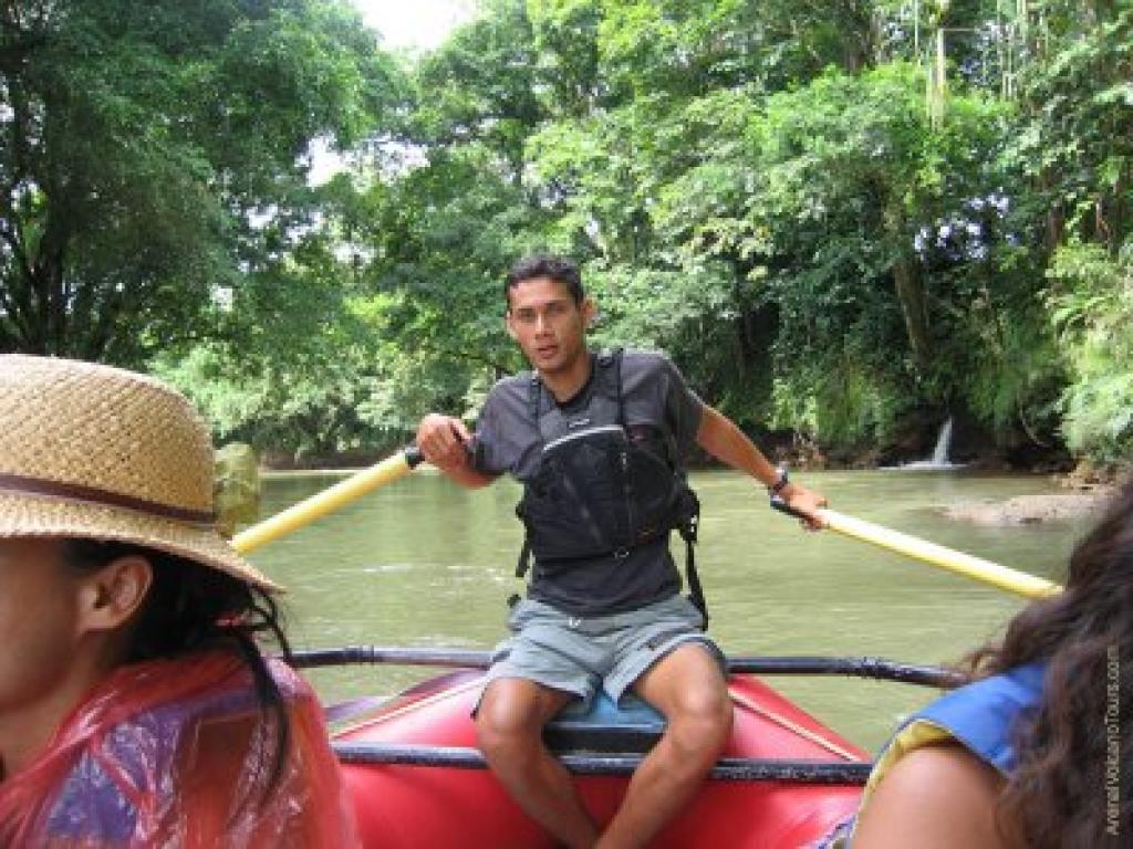 Gentle Safari Float along Rio Sarapiqui