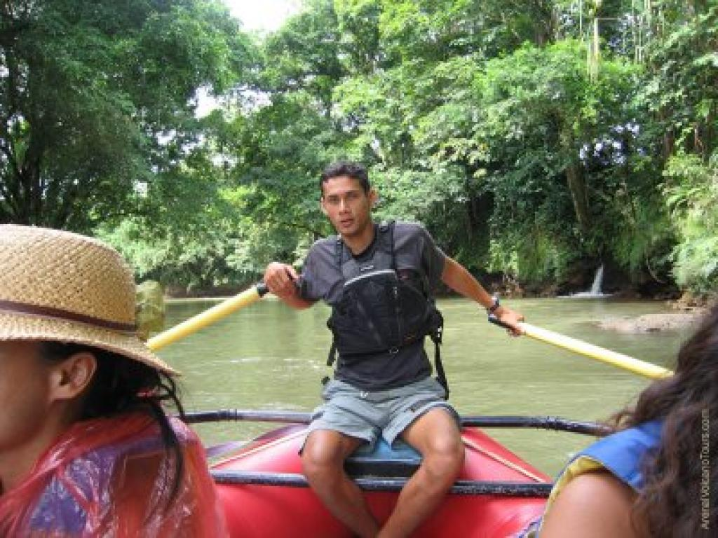 Gentle Safari Float along Rio Sarapiqui