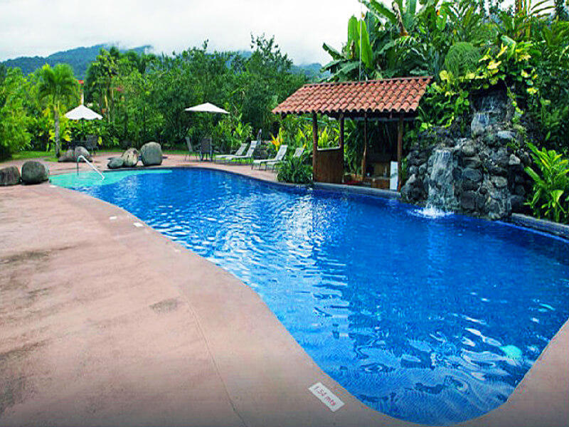 Casa Luna Lodge Pool Arenal
