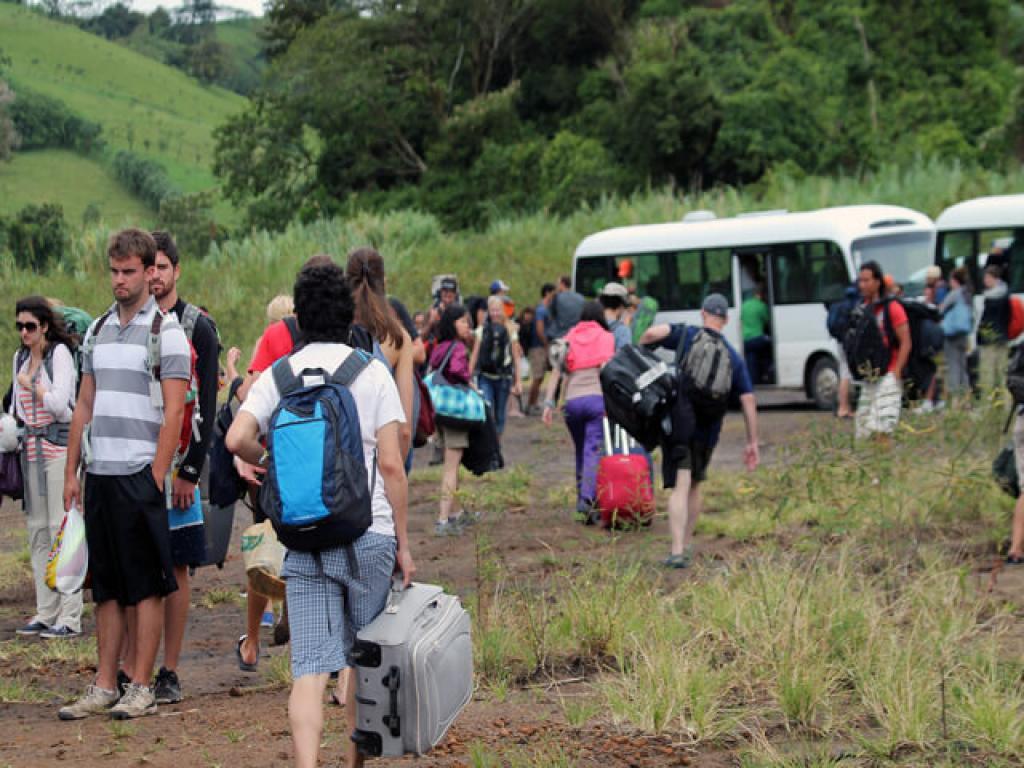 Popular Way to get Between Monteverde and Arenal