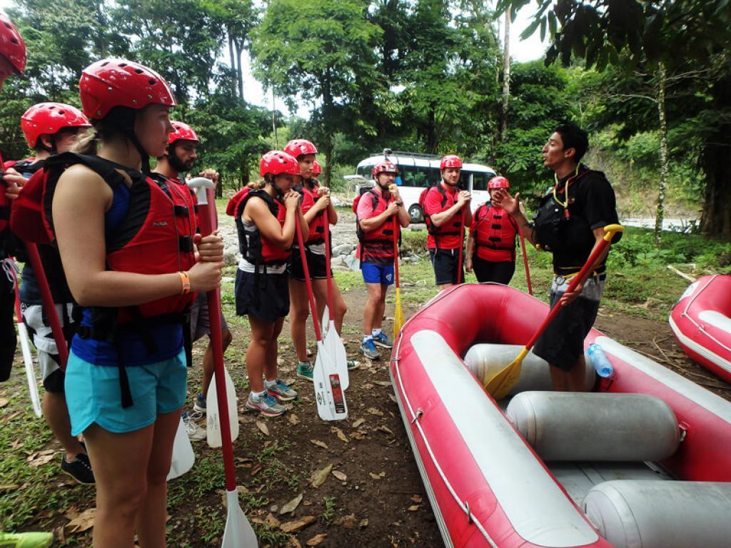 Rafting Class Costa Rica
