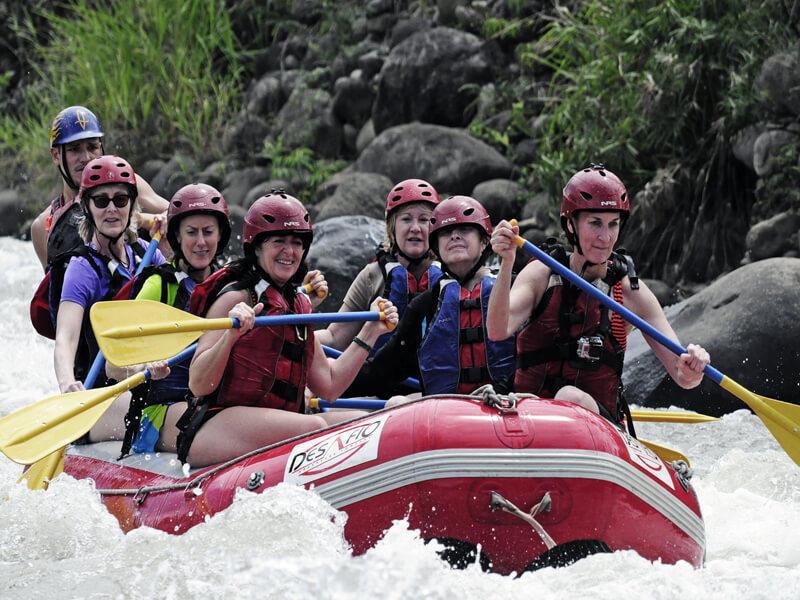 Costa Rica Rio Balsa