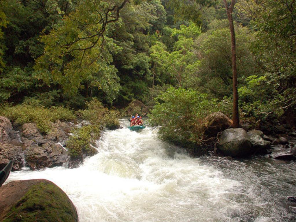 Rio Tenorio Rafting