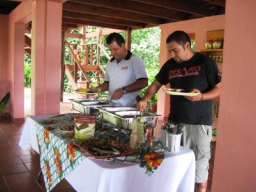 Rainforest Mysteries Tour at Finca Luna Nueva