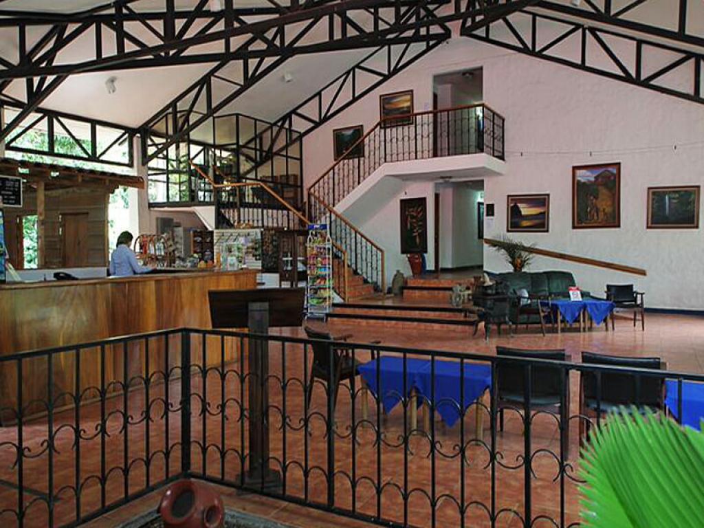 Hotel Lobby Hotel Aeropuerto