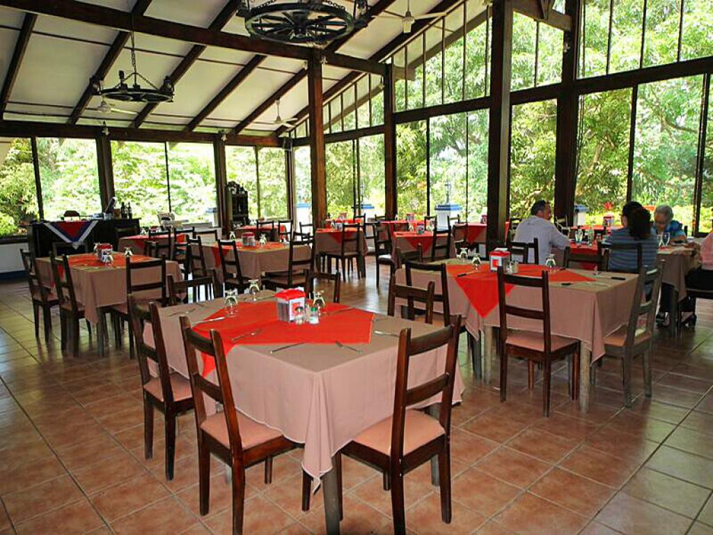 Hotel Aeropuerto Restaurant
