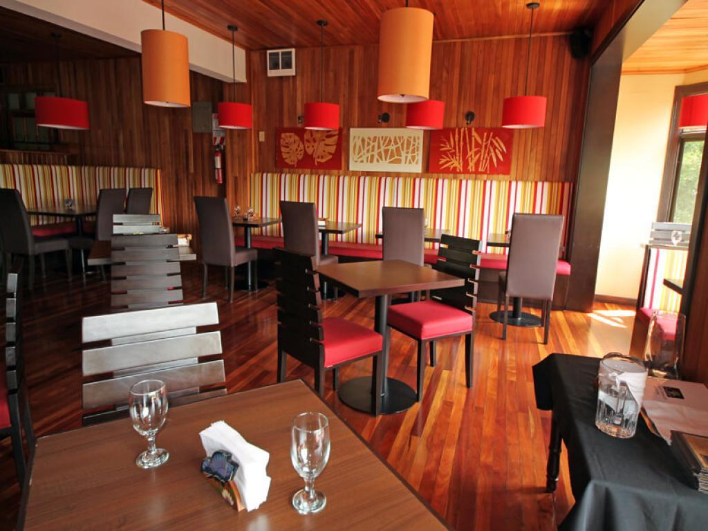 Restaurant Trapp Family Lodge Monteverde