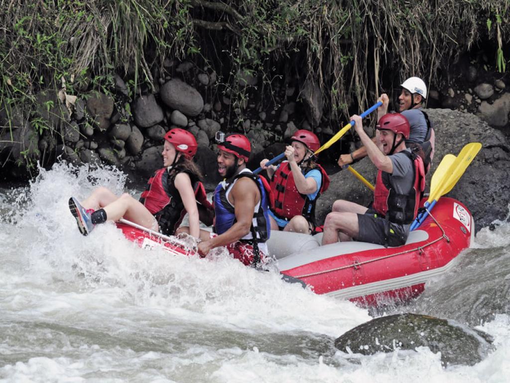 Rio Balsa Fun Costa Rica