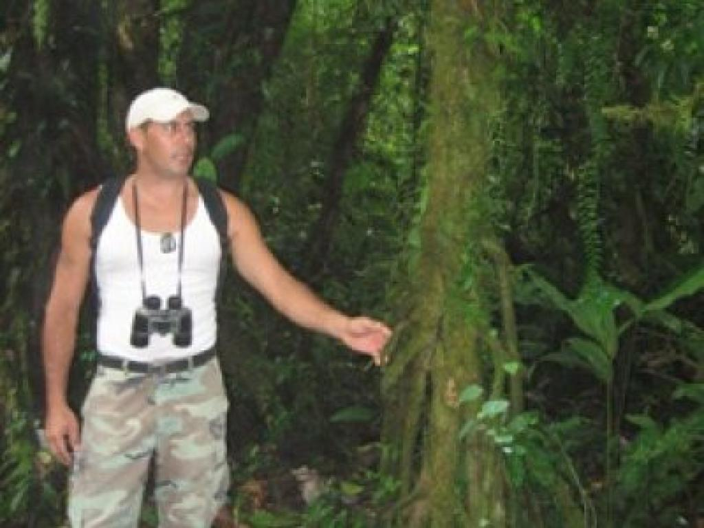 Guided Hikes Rio Celeste