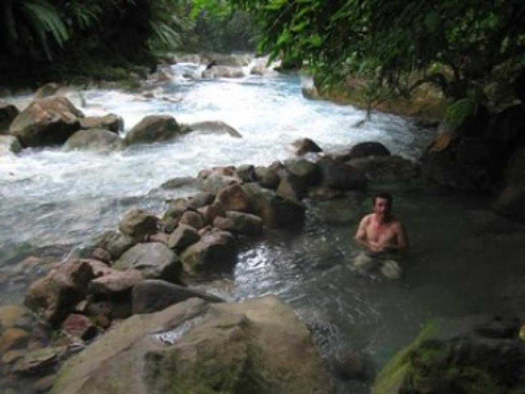 Visit Rio Celeste