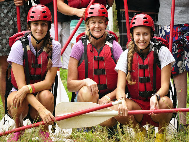 Costa Rica Rafting Rio Sarapiqui