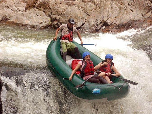 River Rafting on Rio Tenorio in Costa Rica