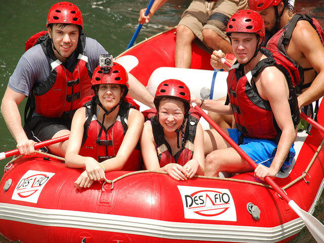 Costa Rica White Water Rafting
