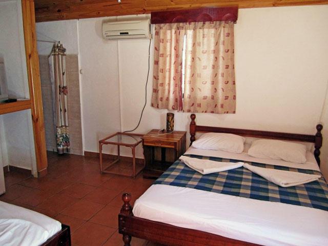 Bedroom Hotel Rancho de la Playa Costa Rica
