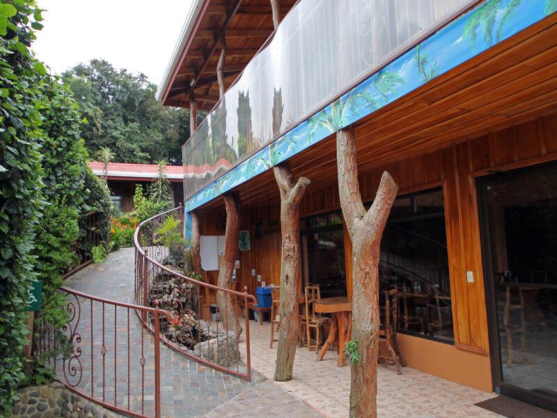 Rustic Lodge Monteverde Costa Rica