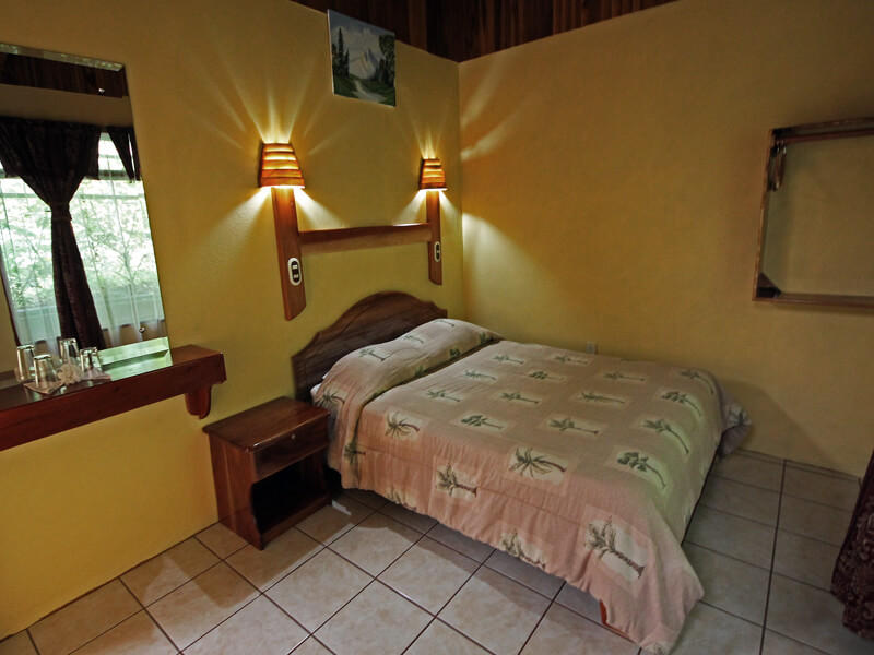 Rustic Lodge Rooms Costa Rica