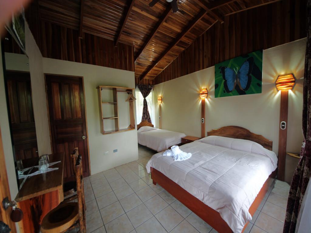 Rustic Lodge Bedrooms