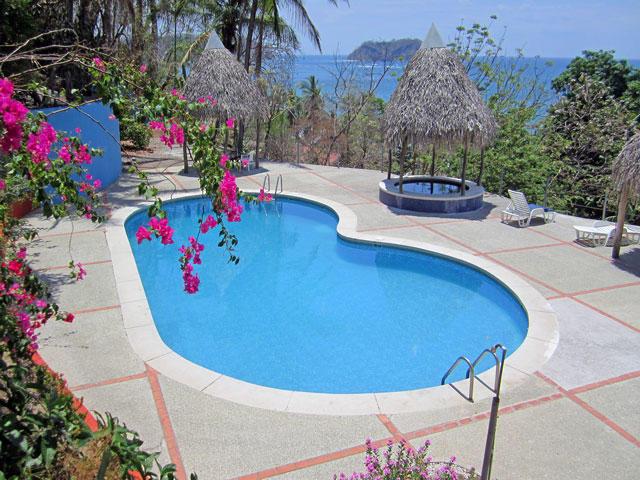 Upper Pool Hotel Las Brisas del Pacifico