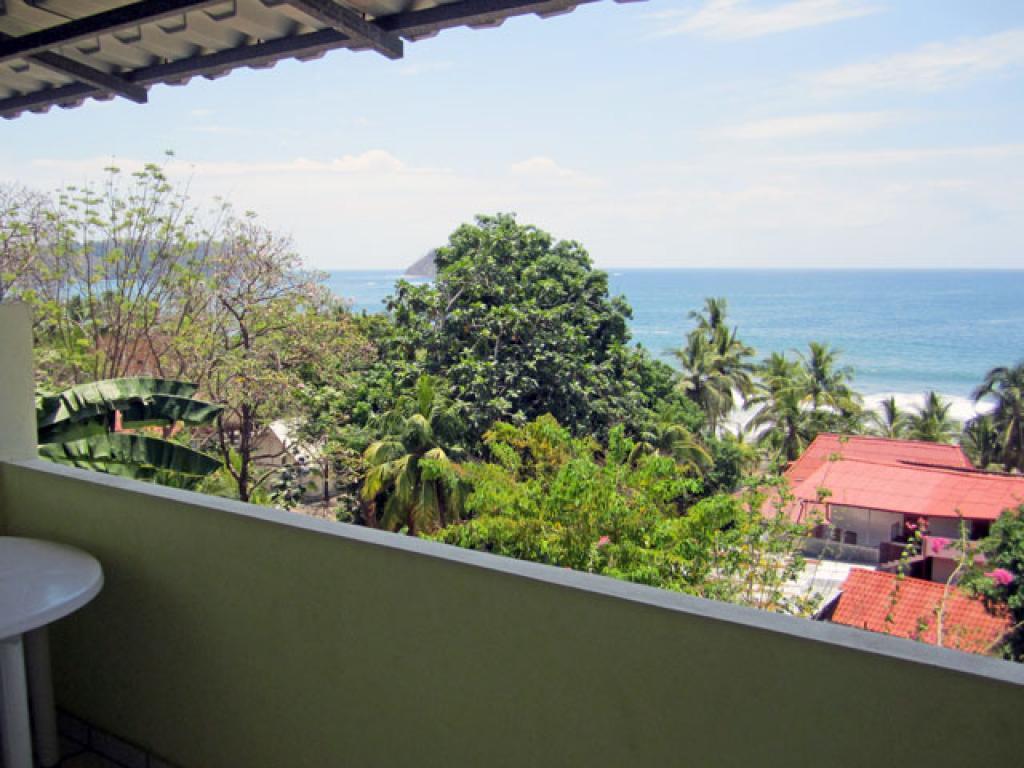 Balcony Hotel Las Brisas del Pacifico