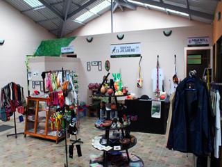 Souvenir Shop Santa Elena Reserve