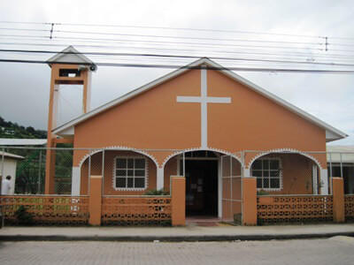 Church in Santa Elena