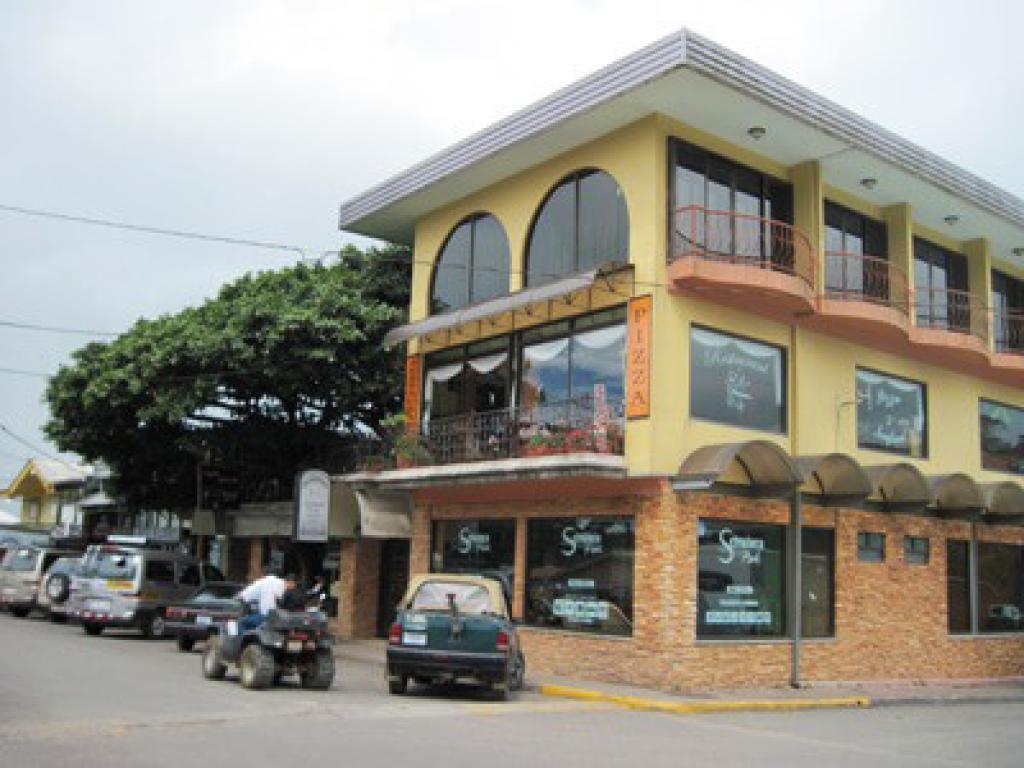 Santa Elena Highest Building The Tree House
