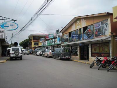 Main Street Santa Elena