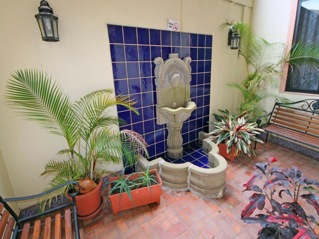 Hotel Santo Tomas San Jose