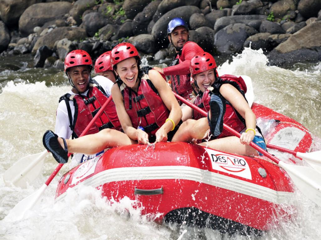 Sarapiqui River Rafting