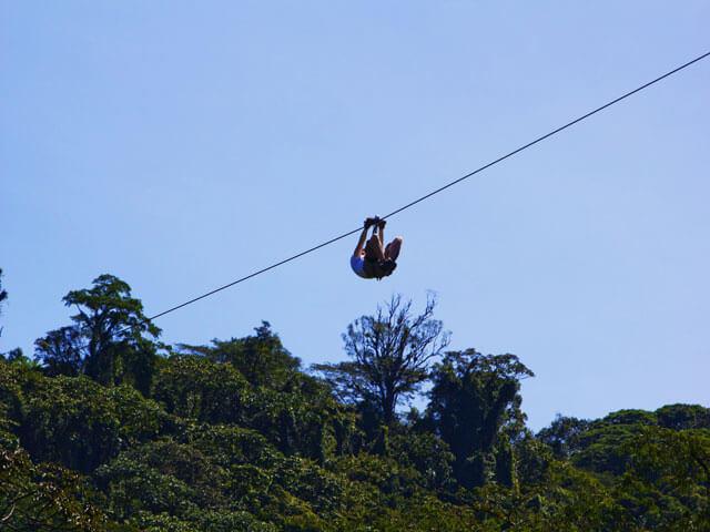 Skytrek Arenal Canopy Tour