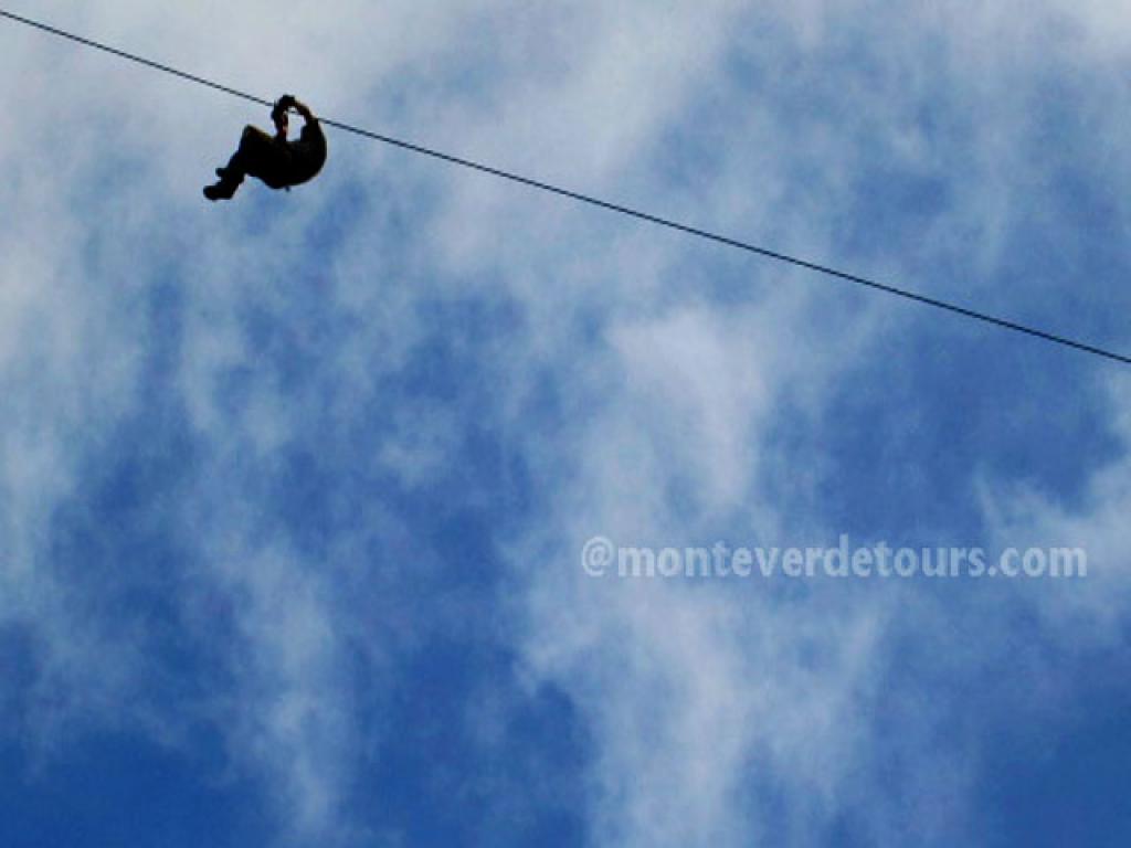 Monteverde Skytrek Canopy Zipline Tour