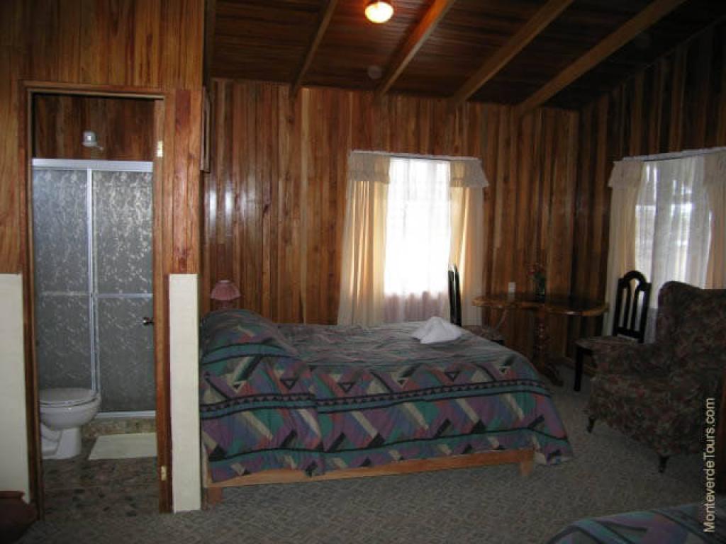 Cabinas Sol y Luna Monteverde Bedrooms