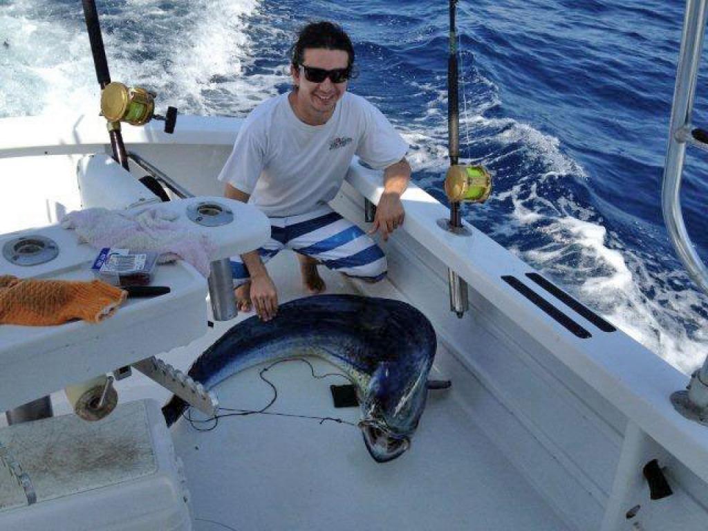 Sport Fishing Costa Rica Samara Beach