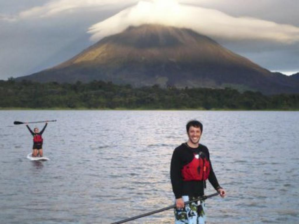 Stand Up Paddle Boarding Arenal