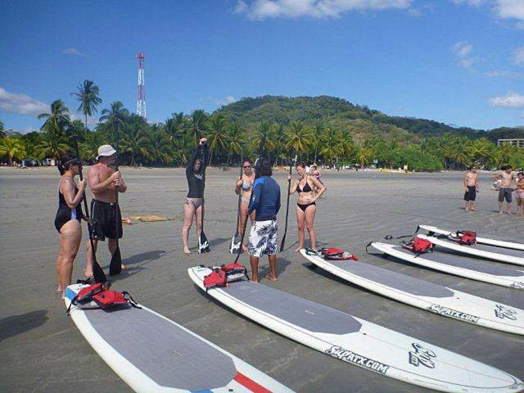 Stand Up Paddle Class Costa Rica
