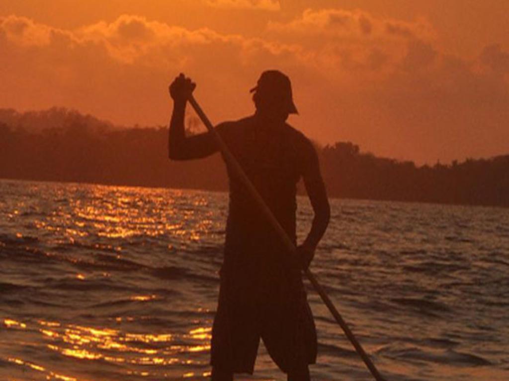 Stand Up Paddle Samara Beach Costa Rica